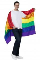 Большой радужный флаг