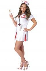 Жаркая медсестра