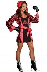 Мастер спорта по боксу