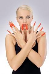 Ногти Круэллы