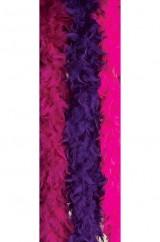 Перьевое боа Фиолет