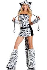 Костюм белого тигра