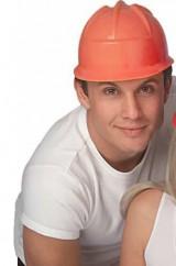 Каска строителя