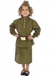 Девочка-солдат