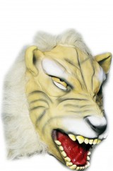 Маска Свирепый тигр