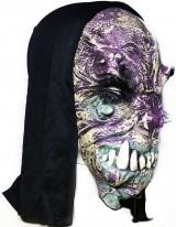 Маска фиолетовый демон