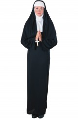Покорная монашка