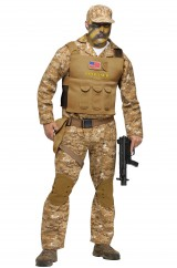 Боевой спецназовец