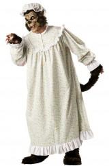 Страшный волк-бабуля