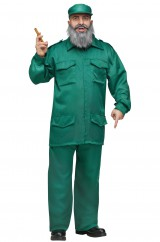 Суровый Фидель Кастро