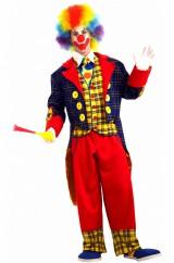 Веселый шахматный клоун