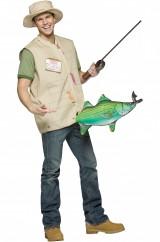 Фартовый рыбак