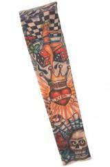 Рукав-татуировка
