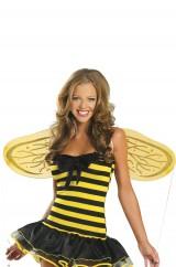 Крылья большой пчелы