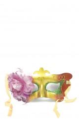 Маска Тропический цветок