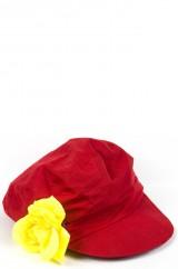 Картуз Желтый цветок