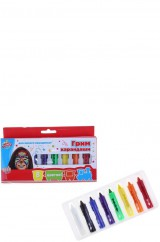Набор грим-карандашей