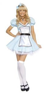 Костюм сладкой Алисы