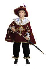 Костюм маленького королевского мушкетера