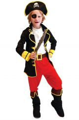 Костюм пирата с маленькой шхуны