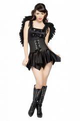 Костюм готического ангела